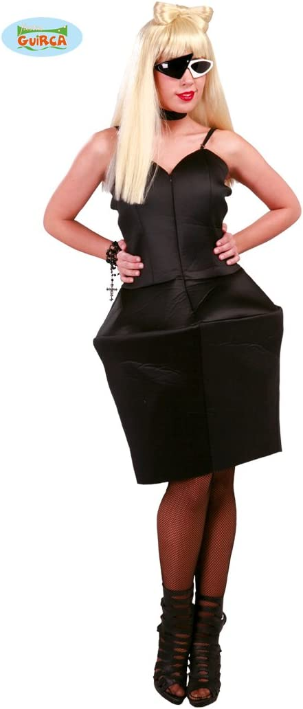 Disfraz de lady Gaga: Amazon.es: Juguetes y juegos