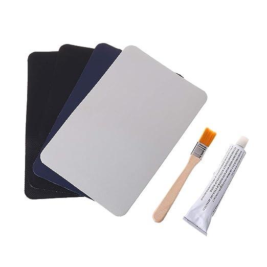 Sitonelectic - Kit de Pegamento para reparación de pinchazos ...