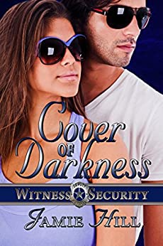 Cover of Darkness (Witness Security Book 3) by [Hill, Jamie]