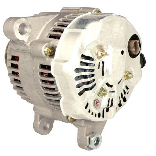 DB Electrical AND0254 New Alternator For 4.0L 4.0 Jeep Tj Series Wrangler 00 2000 121000-3710 56041685AA 334-1353 113641 13809 ALT-5211 (2381 Series)