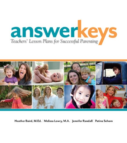 Answer Keys: Teachers