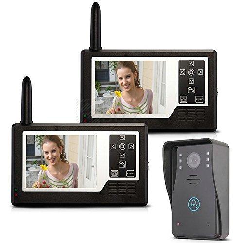 Door Phone Security Intercom System (Mountainone 2.4G 3.5
