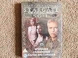 STARGATE SG.1 UPGRADES,CROSSROADS,DIVIDE AND CONQUER NO 23 SEASON 4