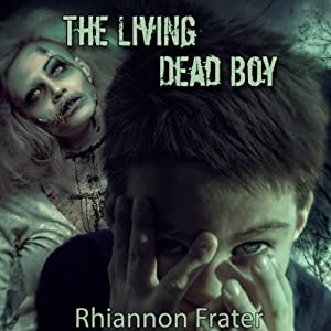 The Living Dead Boy and the Zombie Hunters Audiobook