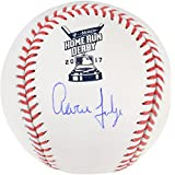 Aaron Judge New York Yankees Autographed 2017 Home Run Derby Logo Baseball - Fanatics Authentic Certified