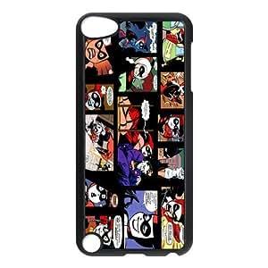 Customize Joker Harley Quinn Back Case for ipod Touch 5 JNIPOD5-1240