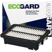 ECOGARD XA10424 Premium Engine Air Filter Fits 2015-2017 Honda Fit