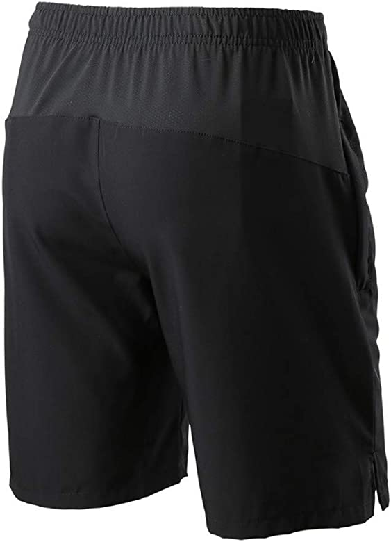 JiaMeng Moda Hombre de algodón Pantalones Cortos Entrenamiento Leggings Fitness Deportes Gimnasio Running Yoga Athletic Pantalones Cortos