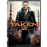 Taken 2 [DVD] [2012] [Region 1] [US Import] [NTSC]