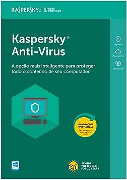 DREAMKY Kaspersky 3 PC Anti-Virus 2018 Protection 1 Year Subscription Disc-Less Software de codificación de Barra: Amazon.es: Electrónica