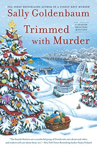 Trimmed with Murder (Seaside Knitters Mystery)