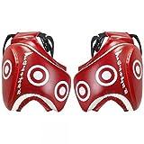 Fairtex Thigh Pads - TP3 - Black, Red, Blue