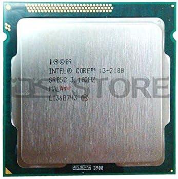 Intel Core i3-2100 SR05C Desktop CPU Processor LGA1155 3MB 3.10 GHz 5GT//s Renewed