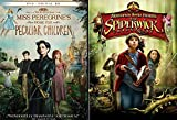 Peculiar Kids Movie Night Pack: Miss Peregrine's Home For Peculiar Children & The Spiderwick Chronicles (2 DVD Bundle)