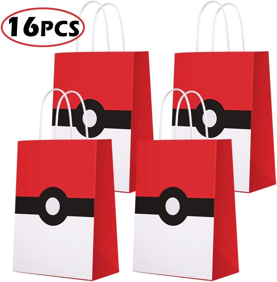 Amazon.com: Bolsas de regalo de papel para fiestas de ...