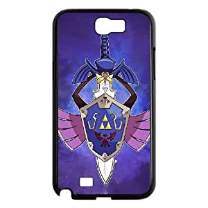 Samsung Galaxy Note 2 N7100 Phone Cases The Legend of Zelda Unique Phone Case BBTR3172272