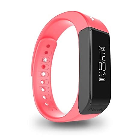 MevoFit Drive Fitness Band & Smart Watch: Relojes Inteligentes con Bandas de Fitness-Tracker