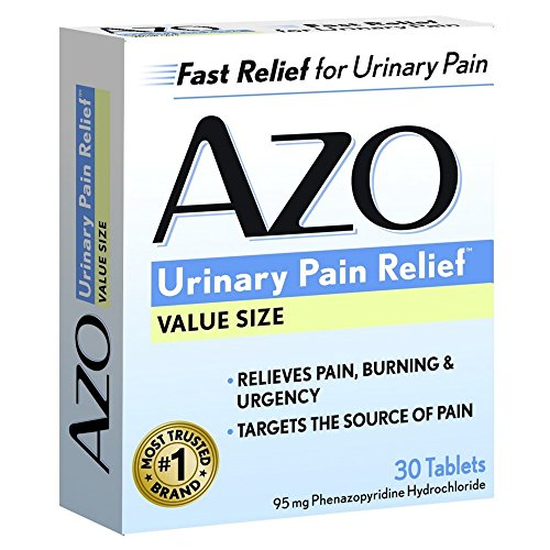 Azo Standard Urinary Pain Relief product image