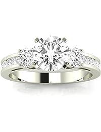 e182794cc67 Womens Engagement Rings   Amazon.com