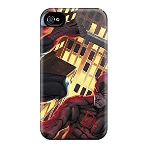 High Quality Cell-phone Hard Covers For Iphone 6 (MeL14635jZSg) Allow Personal Design Beautiful Daredevil I4 Series