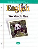 Houghton Mifflin English, Workbook Plus, Grade 1