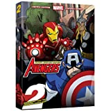 Avengers - Earth's Mightiest Heroes - Season 1 - Volume 2
