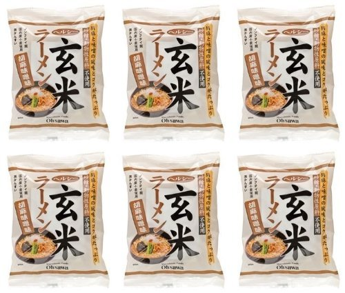 osawa Japón Sano café Arroz Fideos (Sésamo Miso de gusto ...