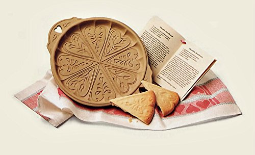Brown Bag Designs Shortbread Cookie Pan - Hearts and ()