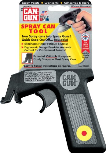 SafeWorld International  116504-12 The Original Can Gun Spray Can Tool