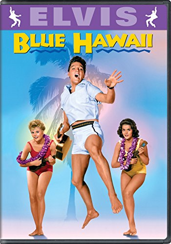 Elvis Presley Blue Hawaii DVD