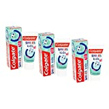 Colgate smile kids AntiCavity Toothpaste 3-5 years 50ml (PACK of 3) - **Special offer**