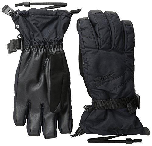 BURTON Men's Profile Gloves, True Black, XX-Large