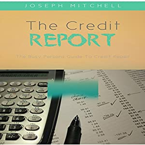 The Credit Report Audiobook