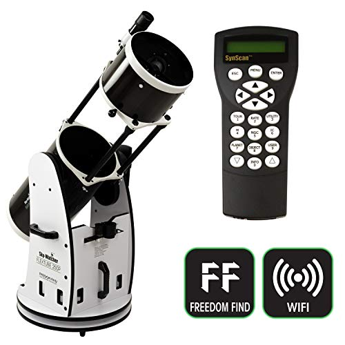 SkyWatcher S11810 GoTo Collapsible Dobsonian 10 اینچ (سفید)