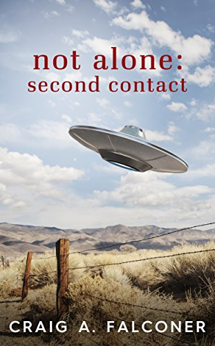 Not Alone: Second Contact cover