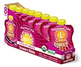 Mamma Chia Organic Vitality Squeeze Snack, Strawberry Banana, 8 Count (Pack of 2) Review