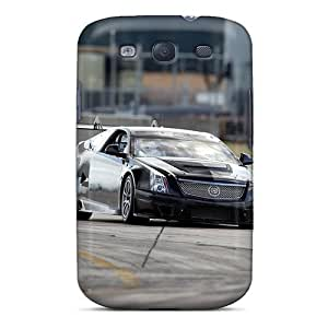 Awesome SCk5466Kpmp Franiry79c24 Defender Tpu Hard Cases Covers For Galaxy S3- Cadillac Cts V