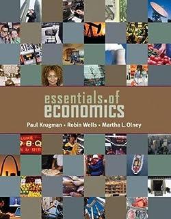 Essentials of economics 9781429278508 economics books amazon essentials of economics fandeluxe Gallery