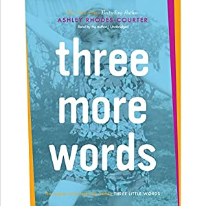 Three More Words Audiobook