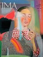 IMA(イマ) Vol.4 2013年5月29日発売号