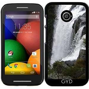 Funda para Motorola Moto E (Generation 1) - Pequeña Cascada Nueva Zelanda 2 by Cadellin
