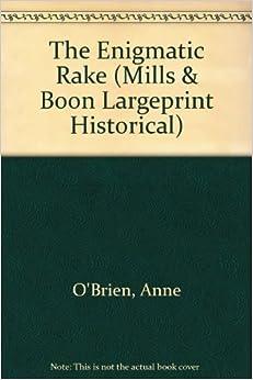 Book The Enigmatic Rake (Historical Romance Large Print)