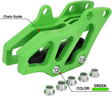 ABS Motorcycle Tensioner Guard Chain Guide Guard Sprocket Protect Slider