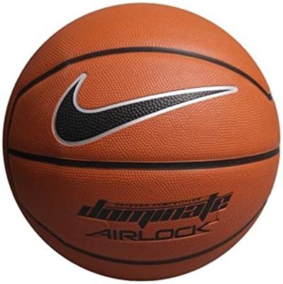 Nike Dominate Airlock OT (7) - Balón, color naranja/negro, talla 7 ...