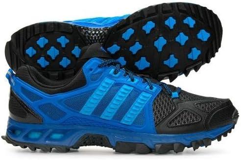 adidas Kanadia TR 6 M - Zapatillas de Running para Hombre, Color Negro/Azul, Talla 42: Amazon.es: Zapatos y complementos