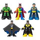 Fisher-Price Imaginext DC Super Friends Batman 80th Anniversary Collection