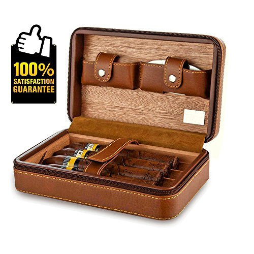Scotte-Portable-Travel-Cigar-Humidor-Case-Holds-up-to-4-Cigar