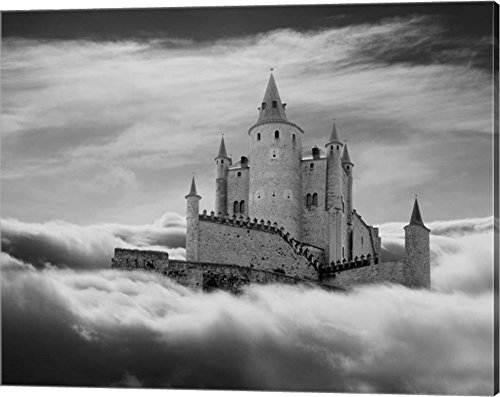 Castle In The Clouds, Segovia, Spain 11 by Monte Nagler for sale  Delivered anywhere in USA
