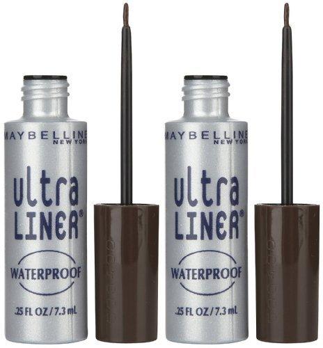 Maybelline Lineworks Ultra Liner - Dark Brown - 2 Pack