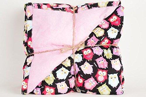 Cheap Mosaic Weighted Blankets Kids/Teen - Owls (Kids 42